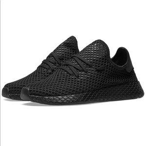 Adidas Deerupt Runner All Black (Men's/ Women's)